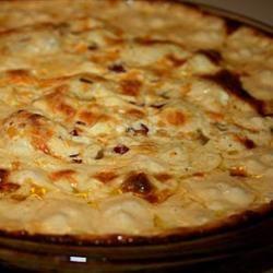 Sour Cream Mushroom Dip Rissa P.