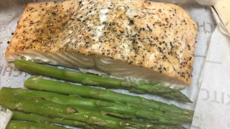 Chef John S Salmon In Parchment Recipe By Chef John Redcipes