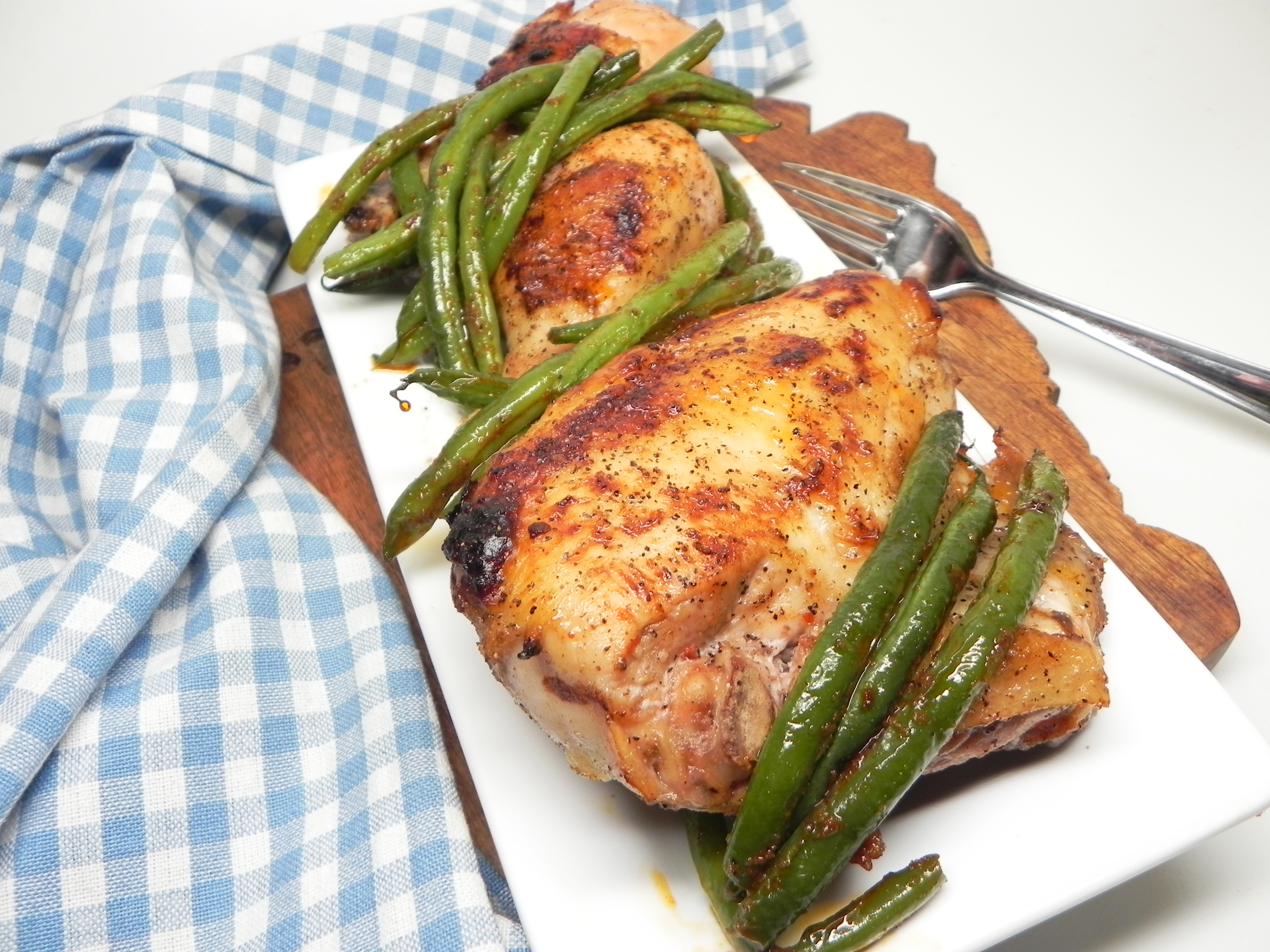 Baked Cuban Chicken image