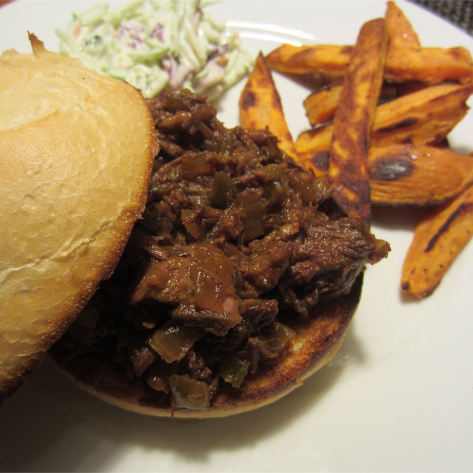 Patsy's Best Barbeque Beef