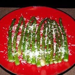 Asparagus Parmesan Mary