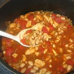 White Chili V Bearette