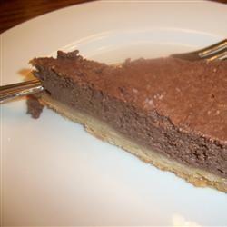 Tofu Chocolate Cake Christina