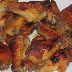 Honey Lime Chicken Wings