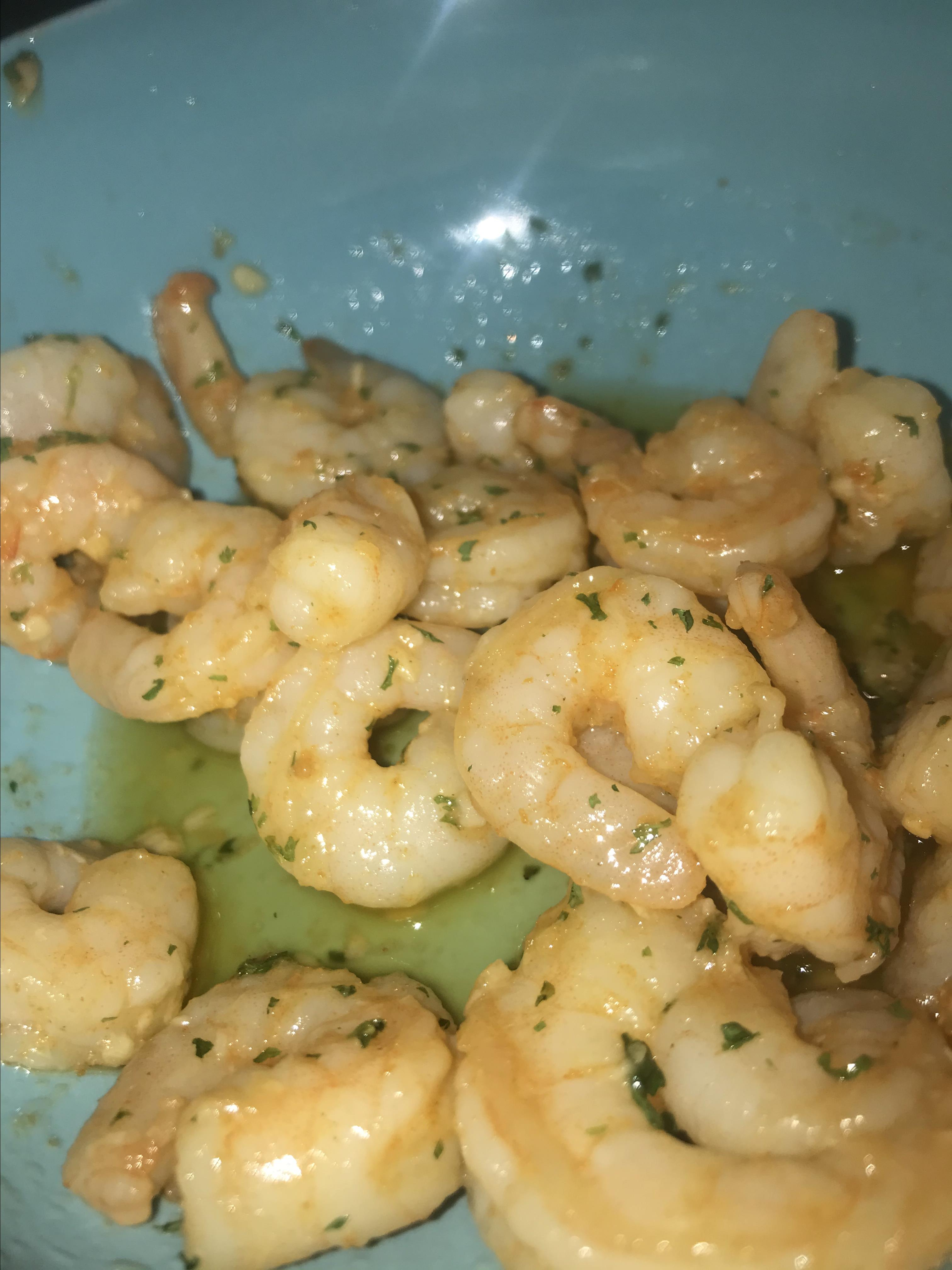 Spanish Garlic Shrimp Gambas Al Ajillo Allrecipes