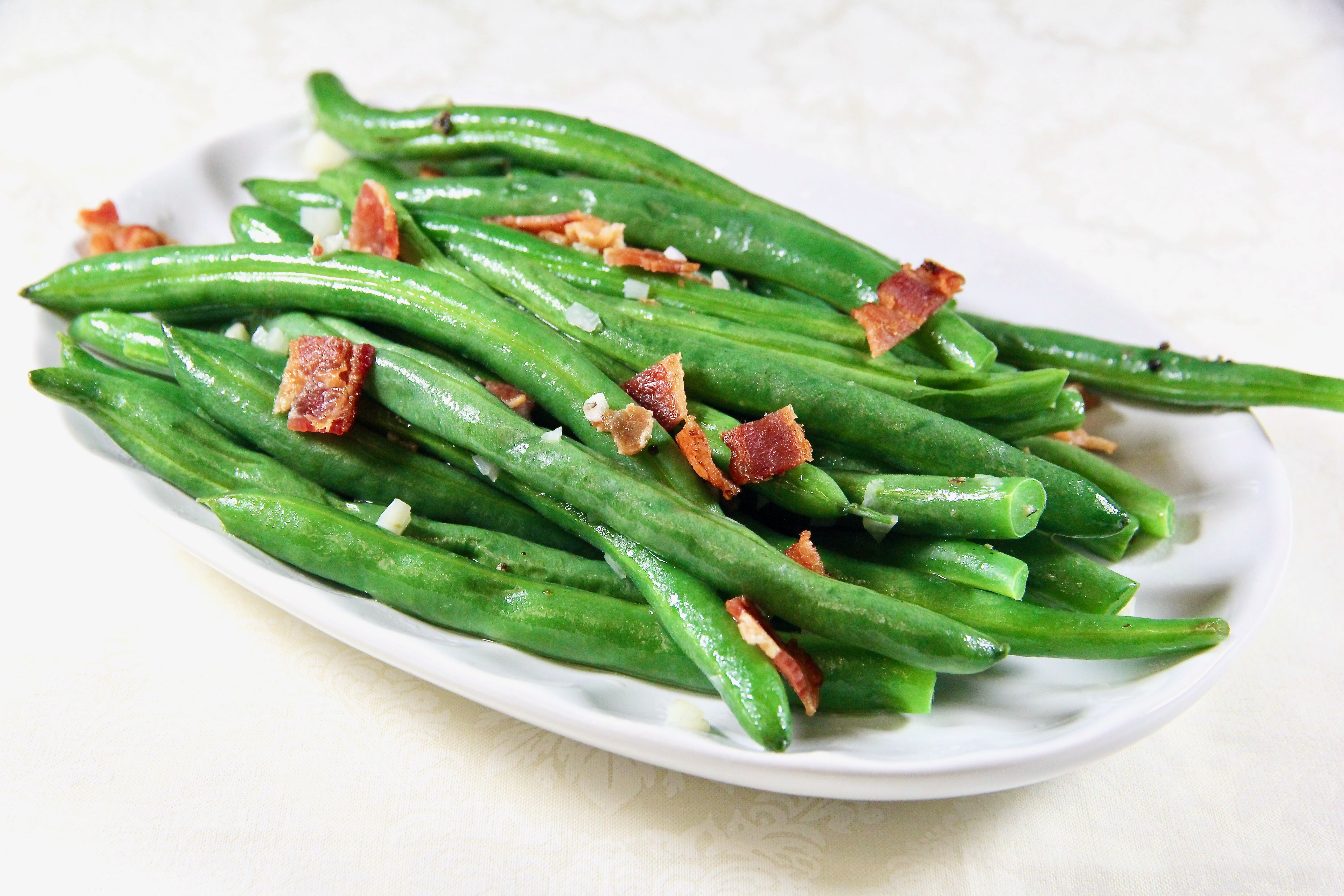 Favorite Green Beans in the Microwave_image