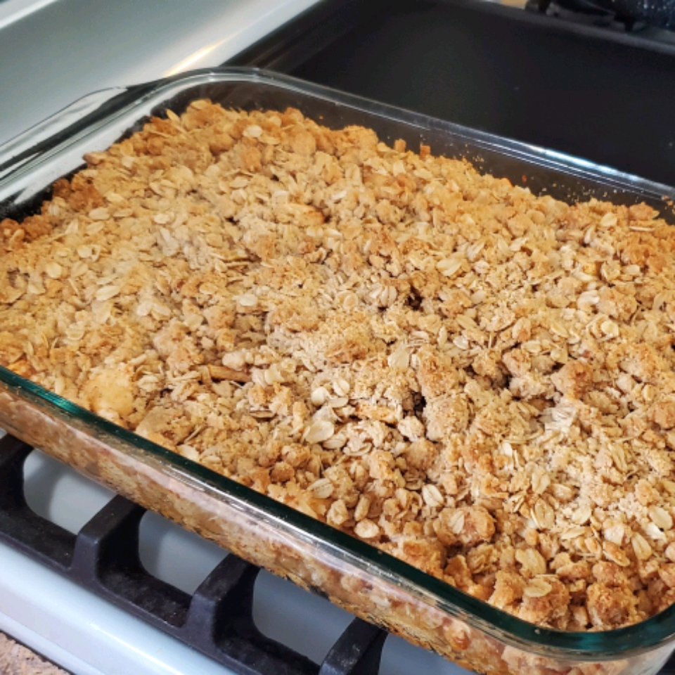 Apple Oatmeal Crisp_image