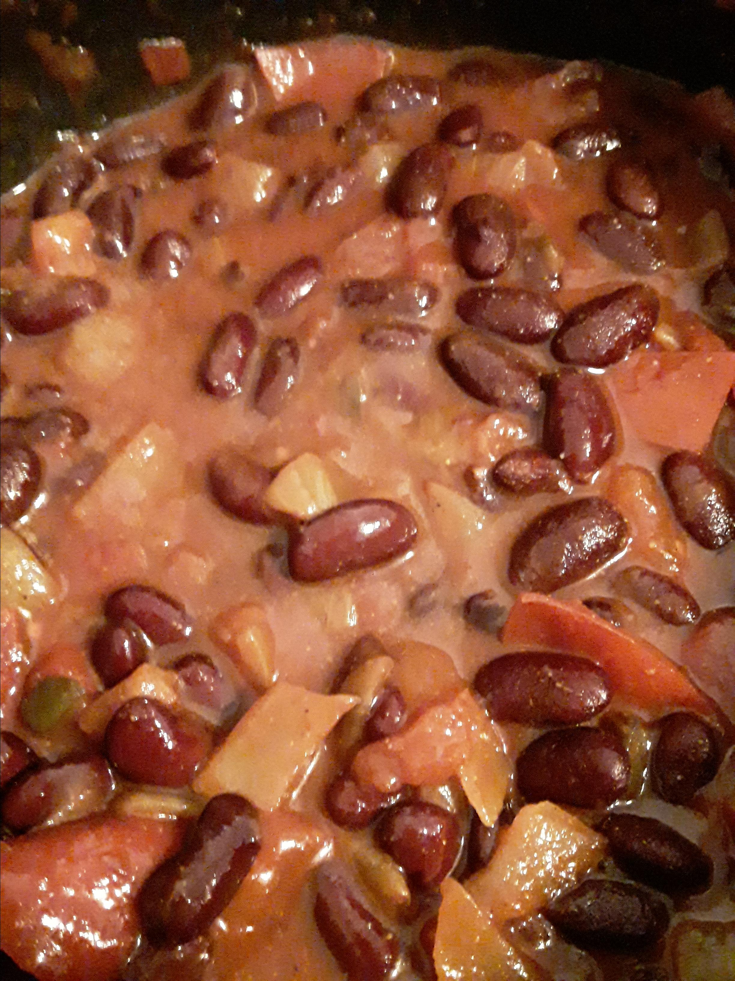 Fasoulia Breakfast Kidney Bean Dish Recipe Allrecipes