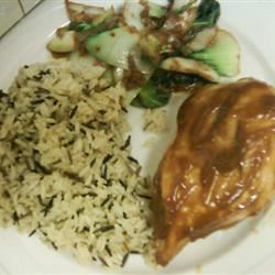 Teriyaki Chicken for the Busy Cook Tami