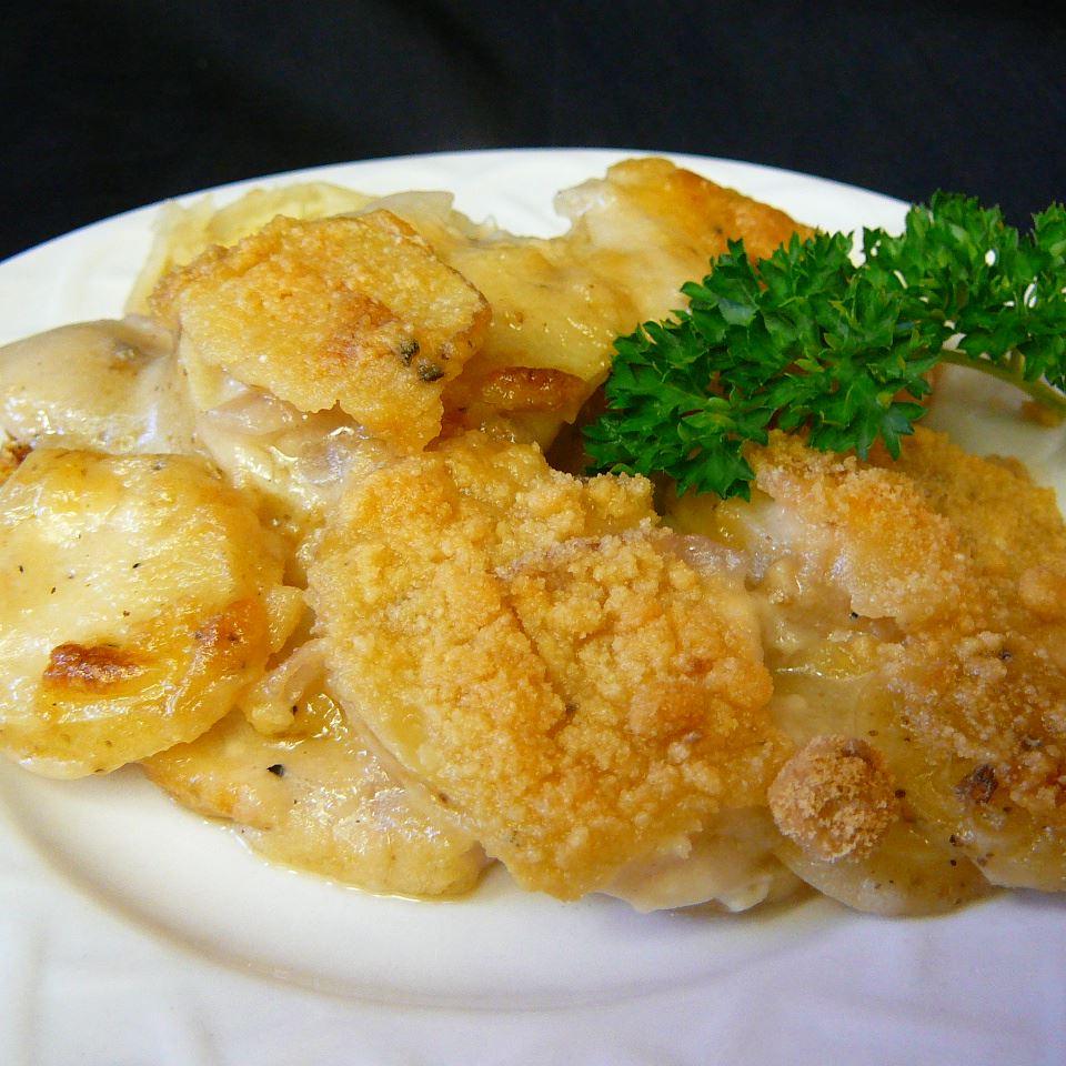 Buttermilk Parmesan Potatoes