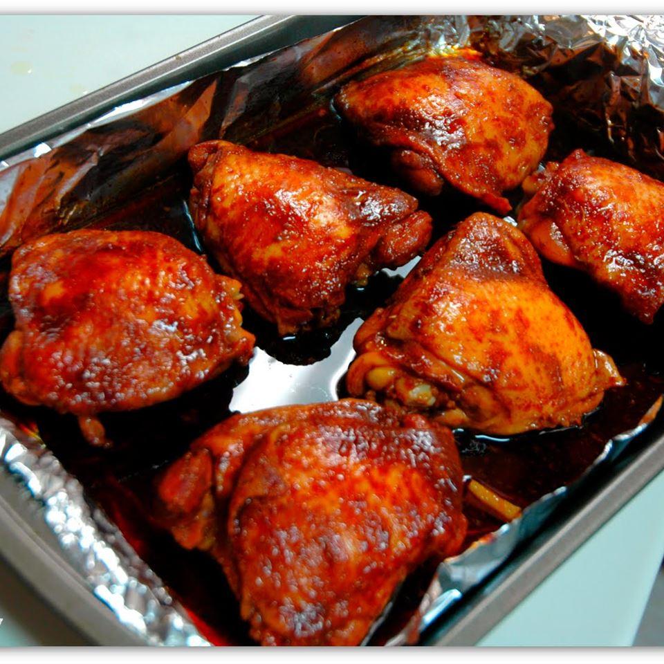 Oyster Sauce Chicken TAGOILELAGI