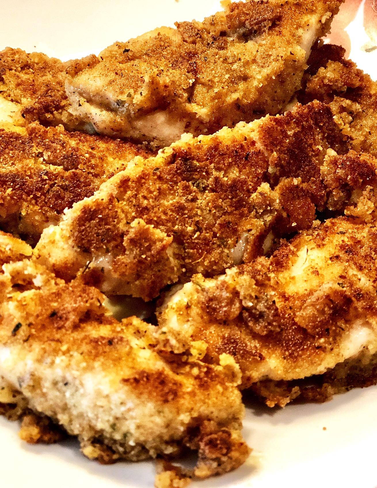 Honey-Dijon Chicken Tenders image