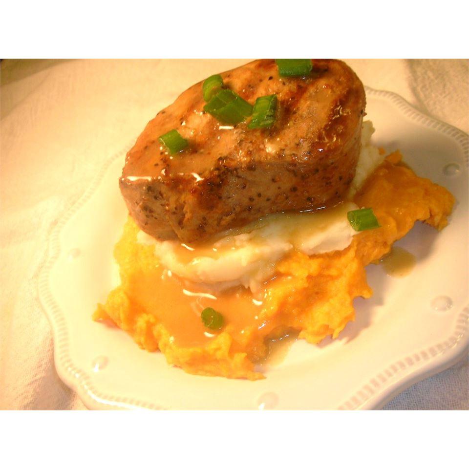 PJ's Sweet Potato Mash Loves2Cook