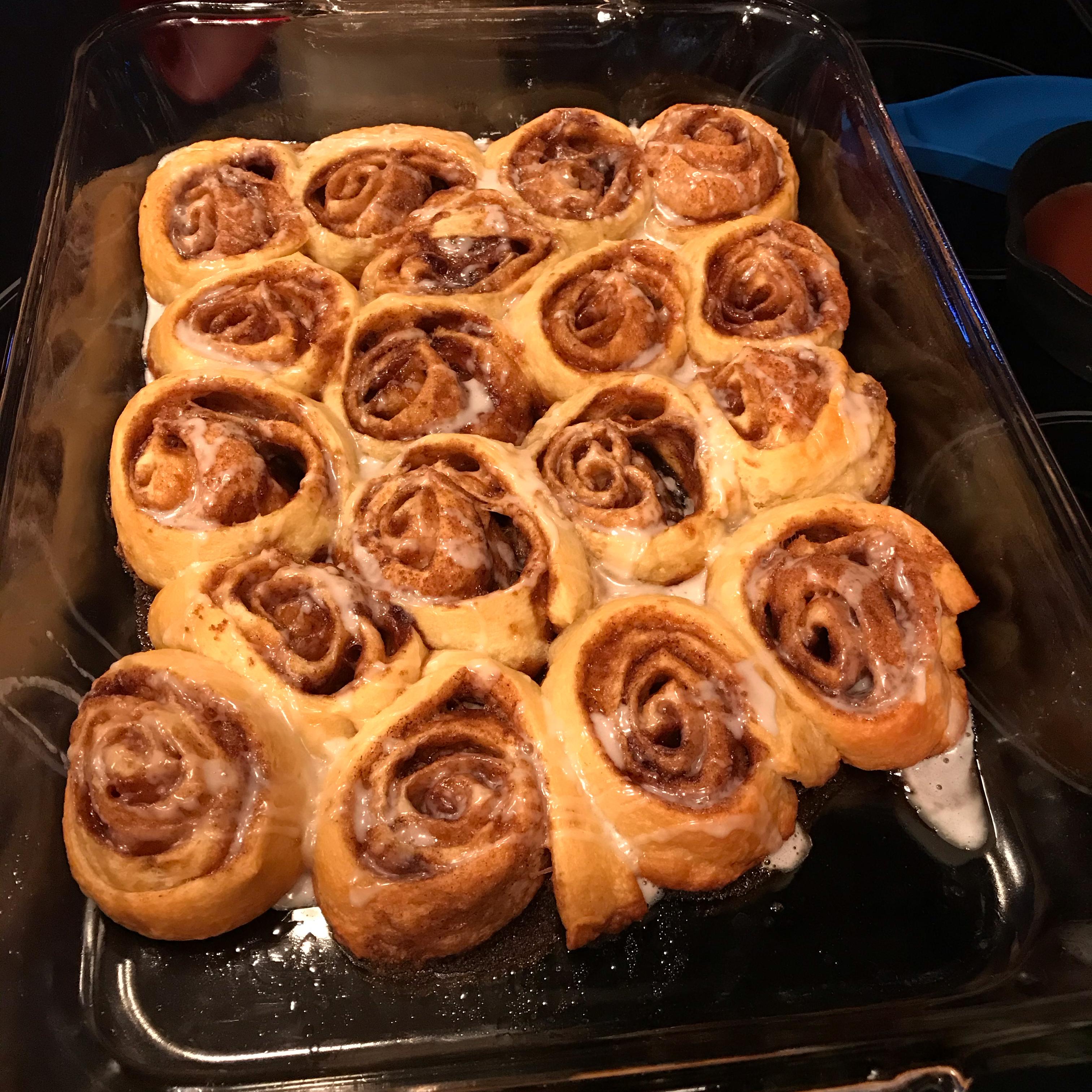 Mini Cinnamon Rolls Recipe Allrecipes