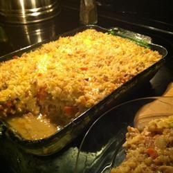 Chicken Rice Mexicana bethanyjoy1