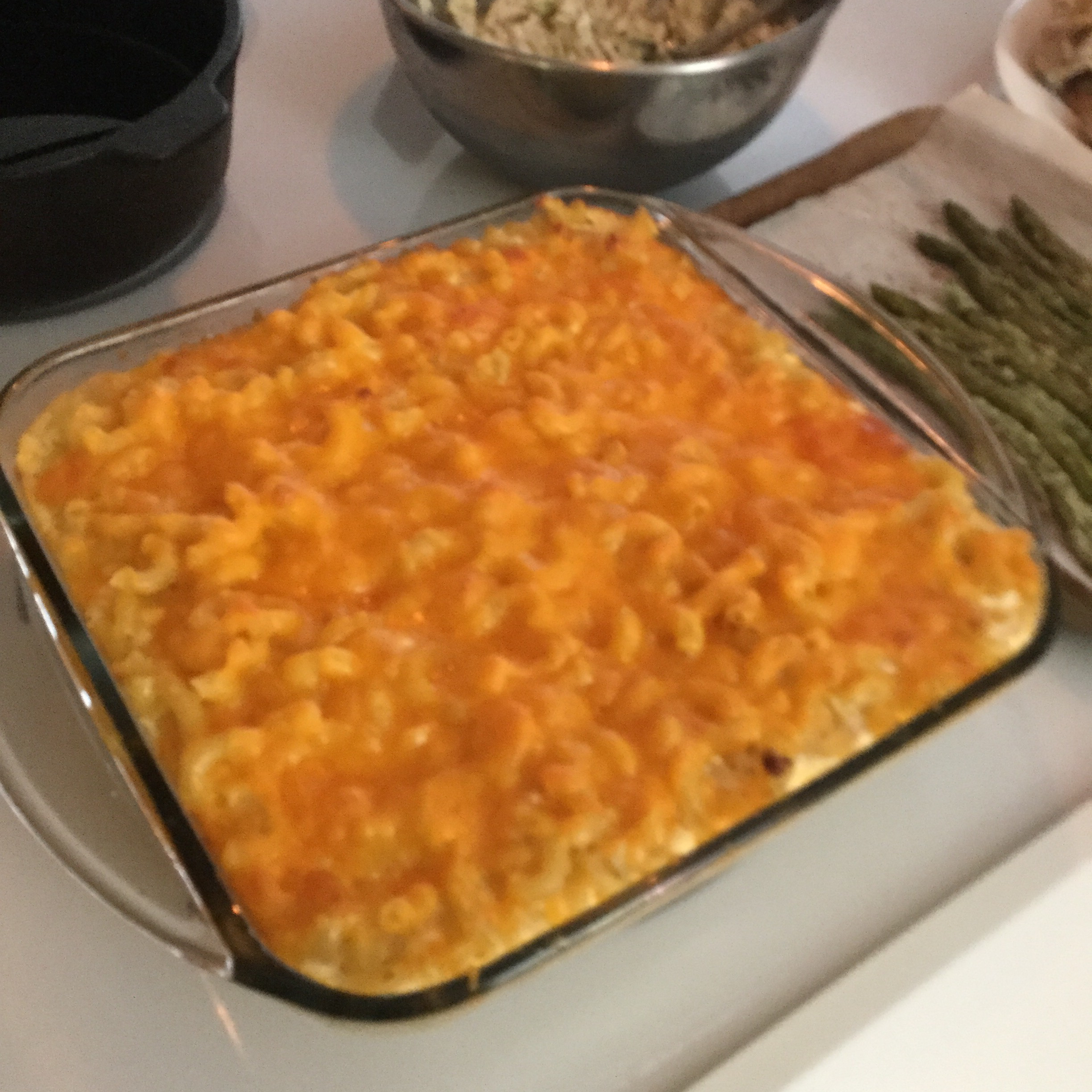 Baked Mac And Cheese With Sour Cream And Cottage Cheese Recipe Allrecipes