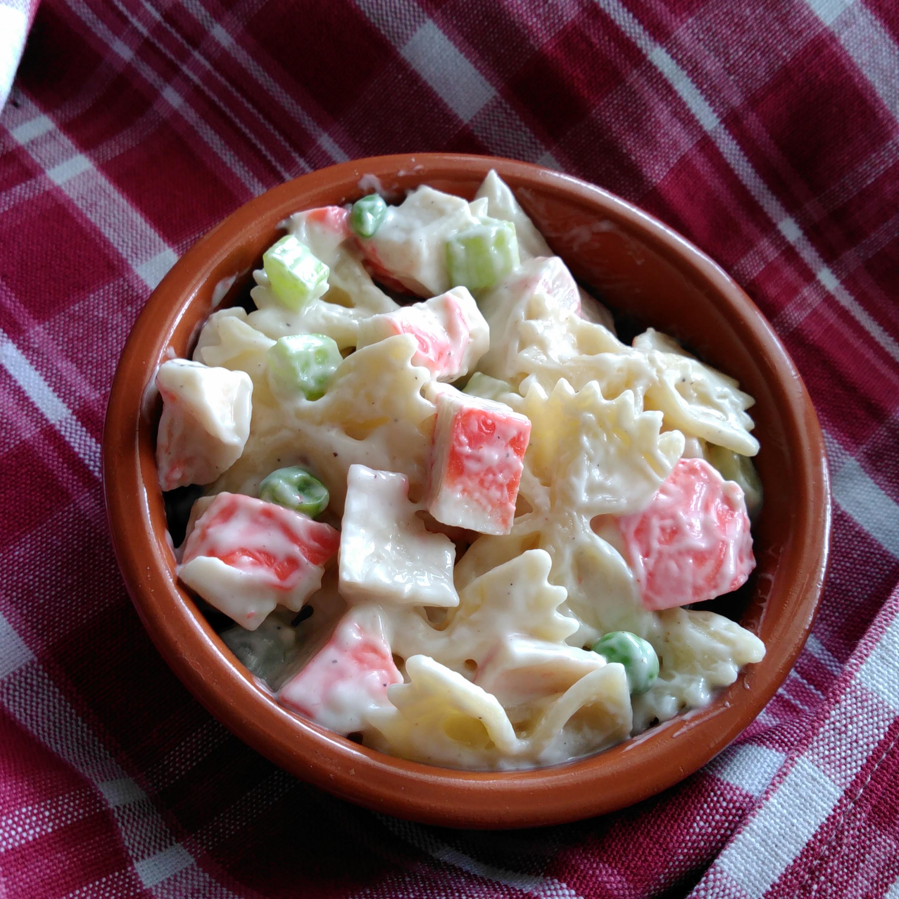 Seafood Pasta Salad_image