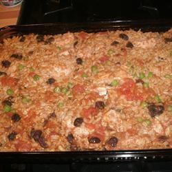 Curried Chicken and Brown Rice Casserole Valerie Weiler-Hinch