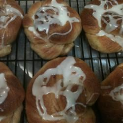 Mrs. Baker's Sticky Cinnamon Rolls