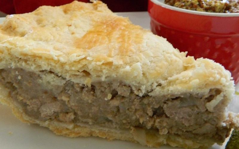 Terri's Tourtiers (French-Canadian Santa Pies)
