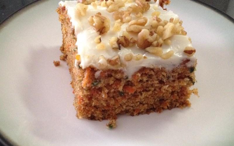 Carrot Cake XI