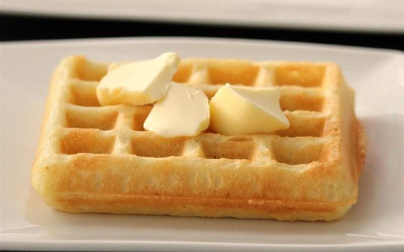 Gluten-Free Overnight Yeasted Waffles