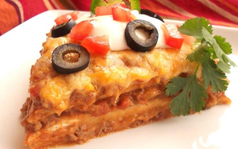 Burrito Pie