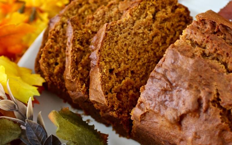 Downeast Maine Pumpkin Bread