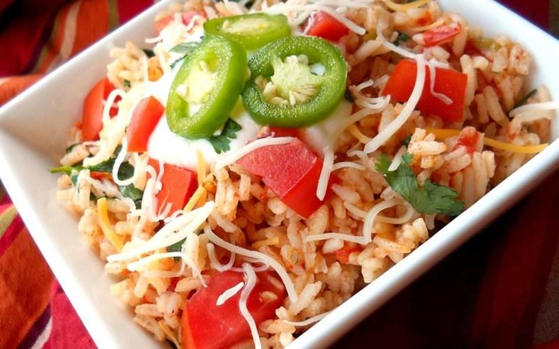 Mexican Rice III