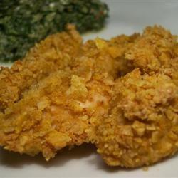 Crispy Crunchy Chicken Strips