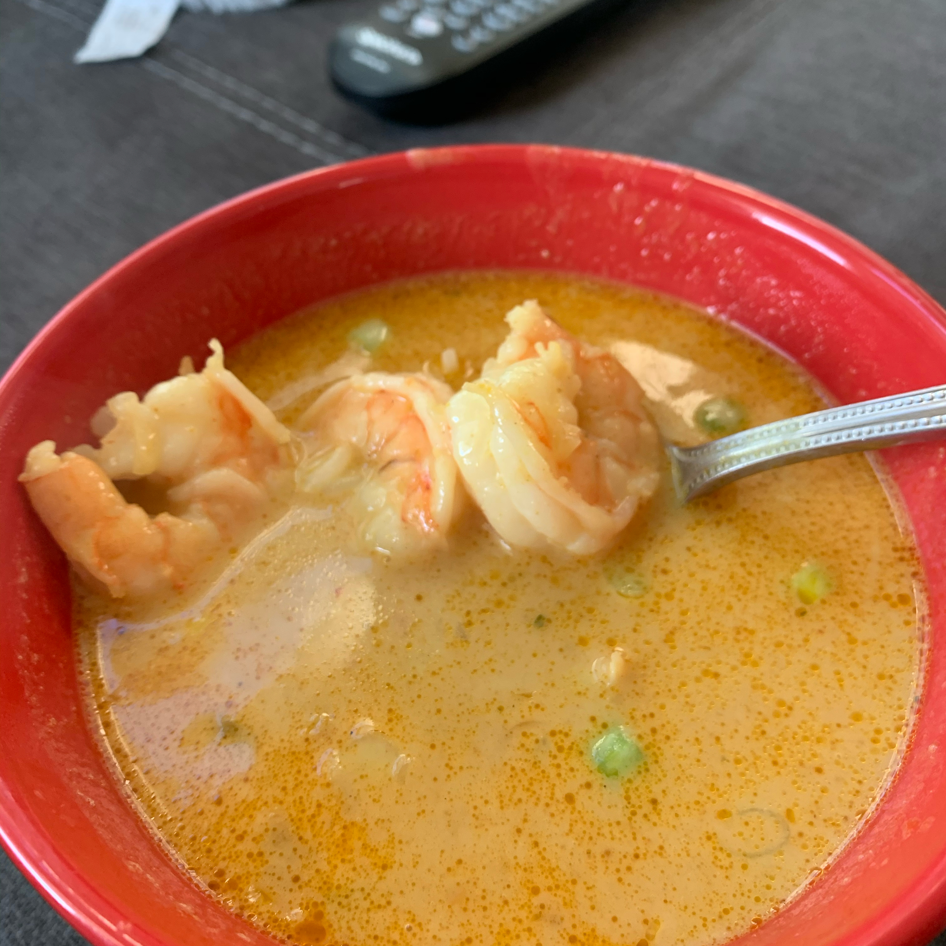 Curried Shrimp Bisque image