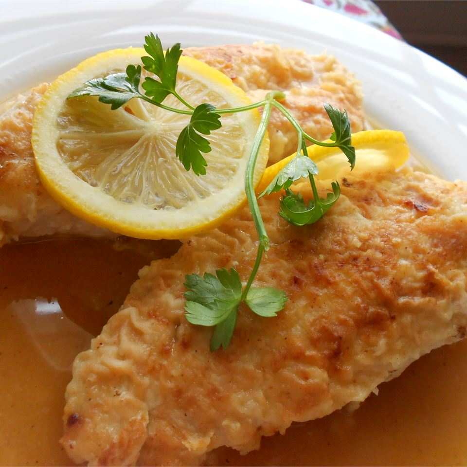 Famous Chicken Francaise Paula Tomlinson