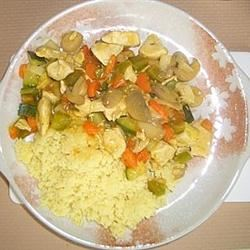 Chicken with Couscous K*KO