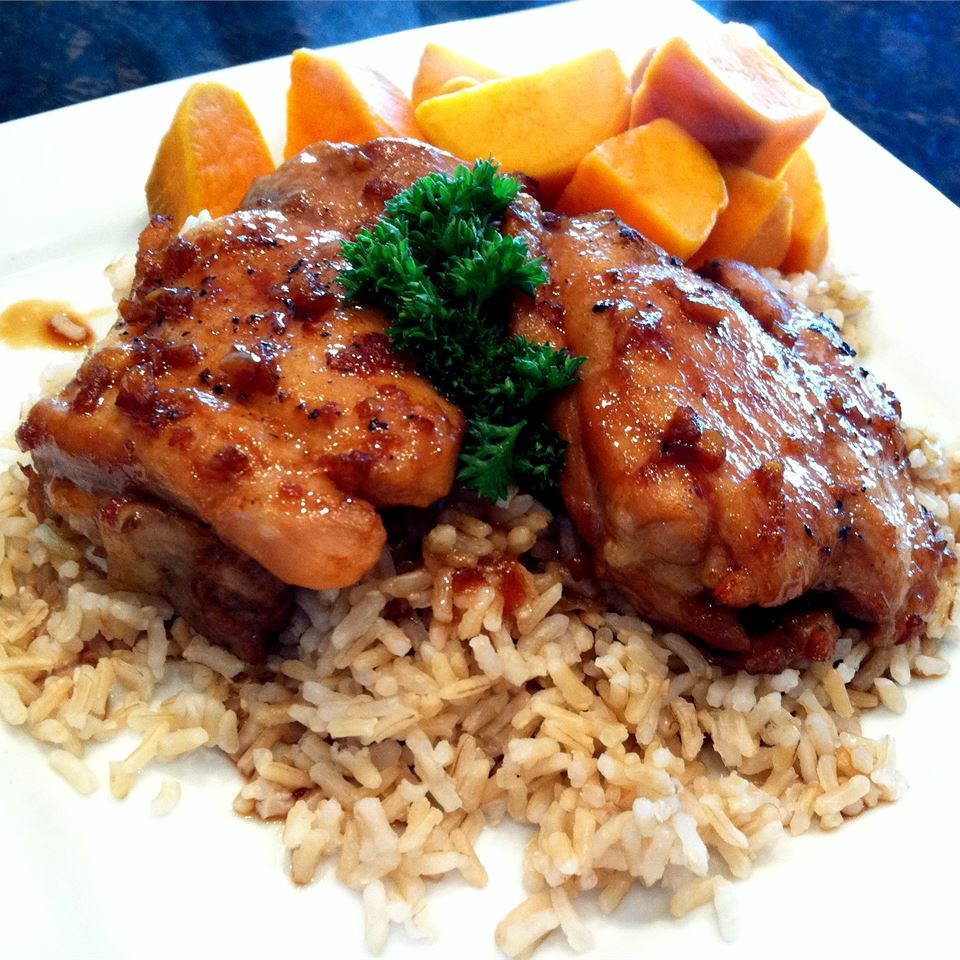 Grilled Chicken Adobo HEART-OF-MIDLOTHIAN