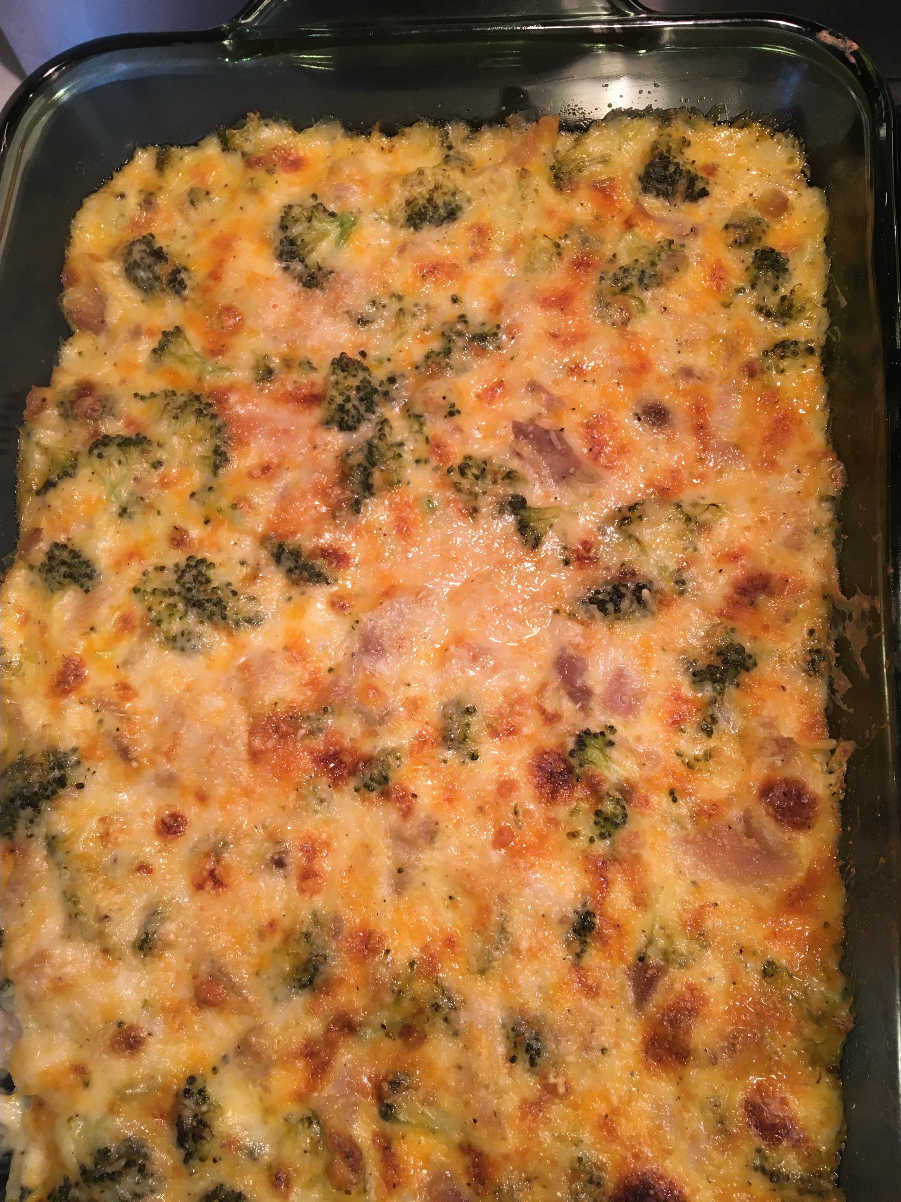 Cheesy Chicken and Broccoli Casserole image