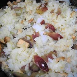Grapes and Rice Stir Fry Avalyn