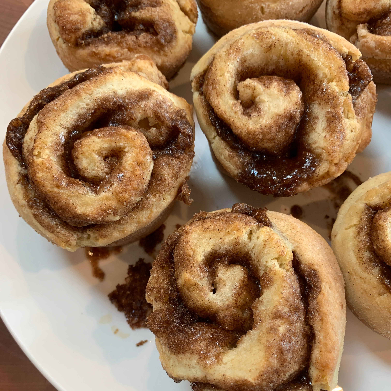 Yeast Free Cinnamon Rolls Recipe Allrecipes