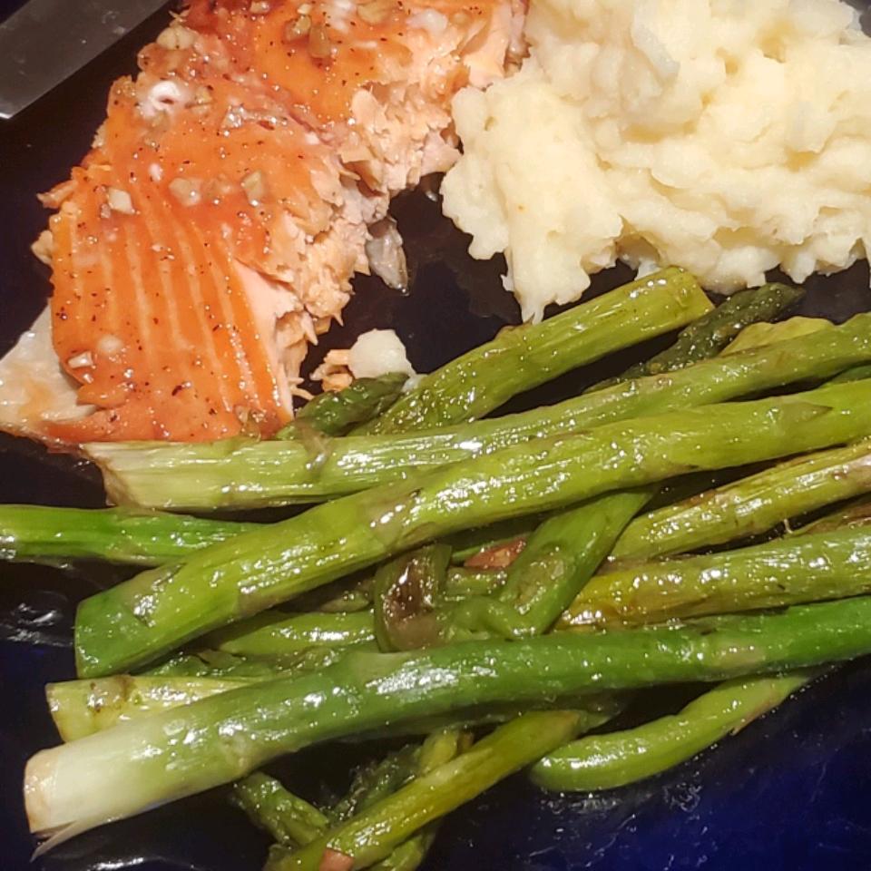 Sauteed Garlic Asparagus Recipe Allrecipes