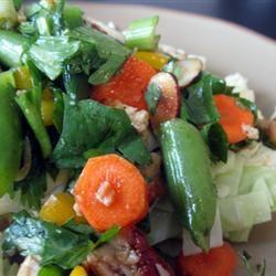 Almond Chicken Salad mommyluvs2cook
