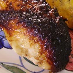Spicy Honey-Roasted Chicken
