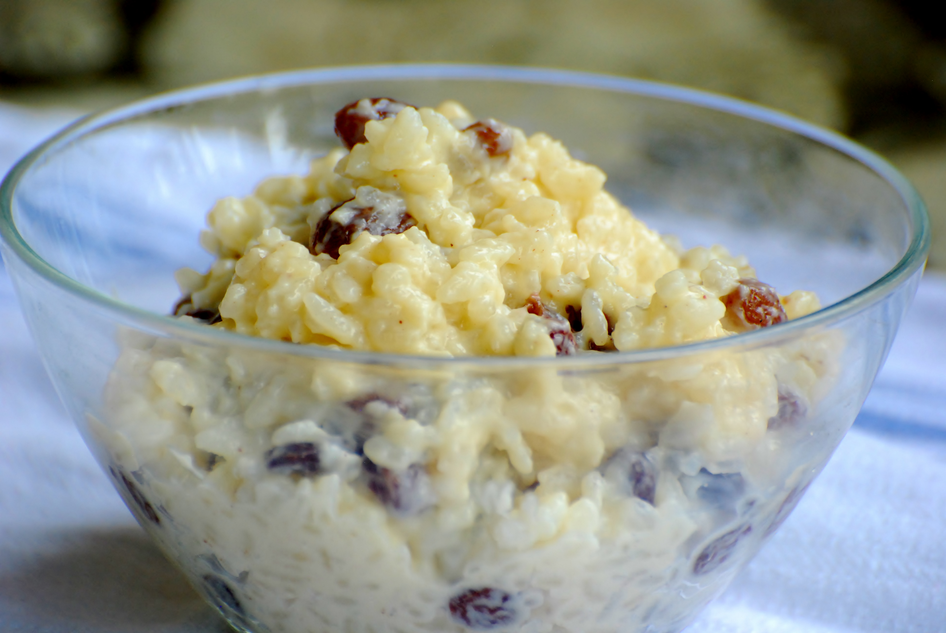 Creamy Rice Pudding_image
