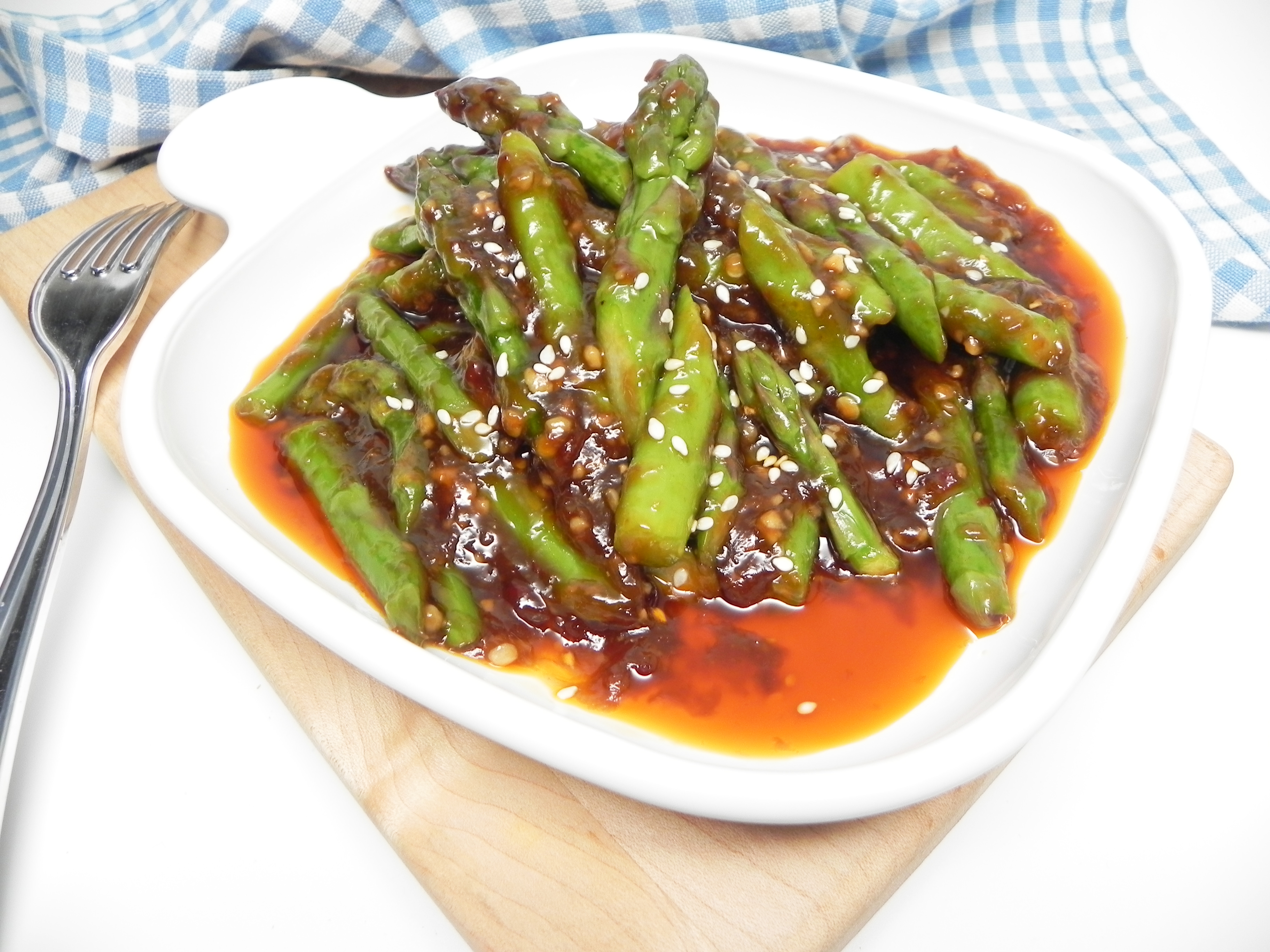Sichuan Asparagus_image