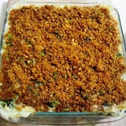 Vernita's Broccoli Casserole Steph.Dennis