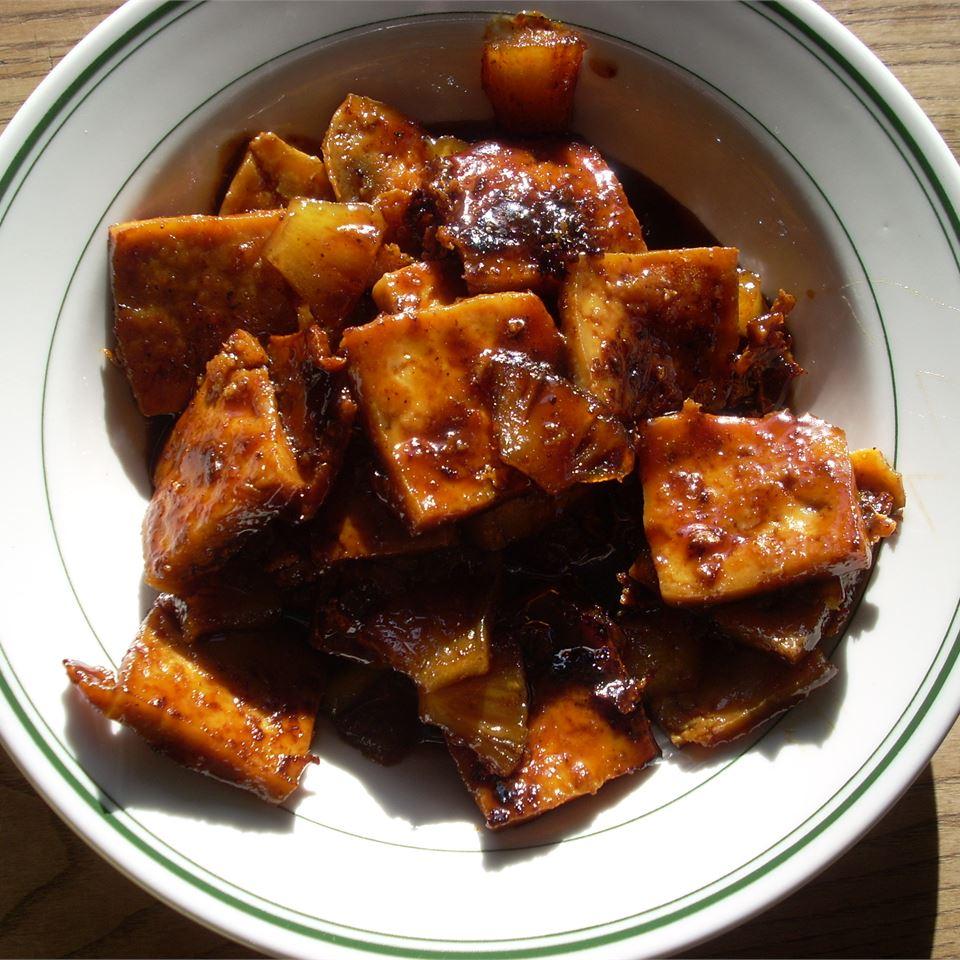 Maple Glazed Tofu doll