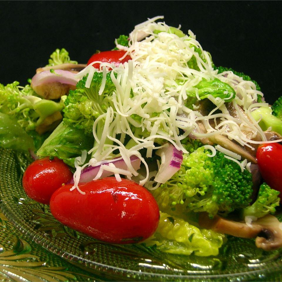 Broccoli Salad with Margarita Dressing *Sherri*