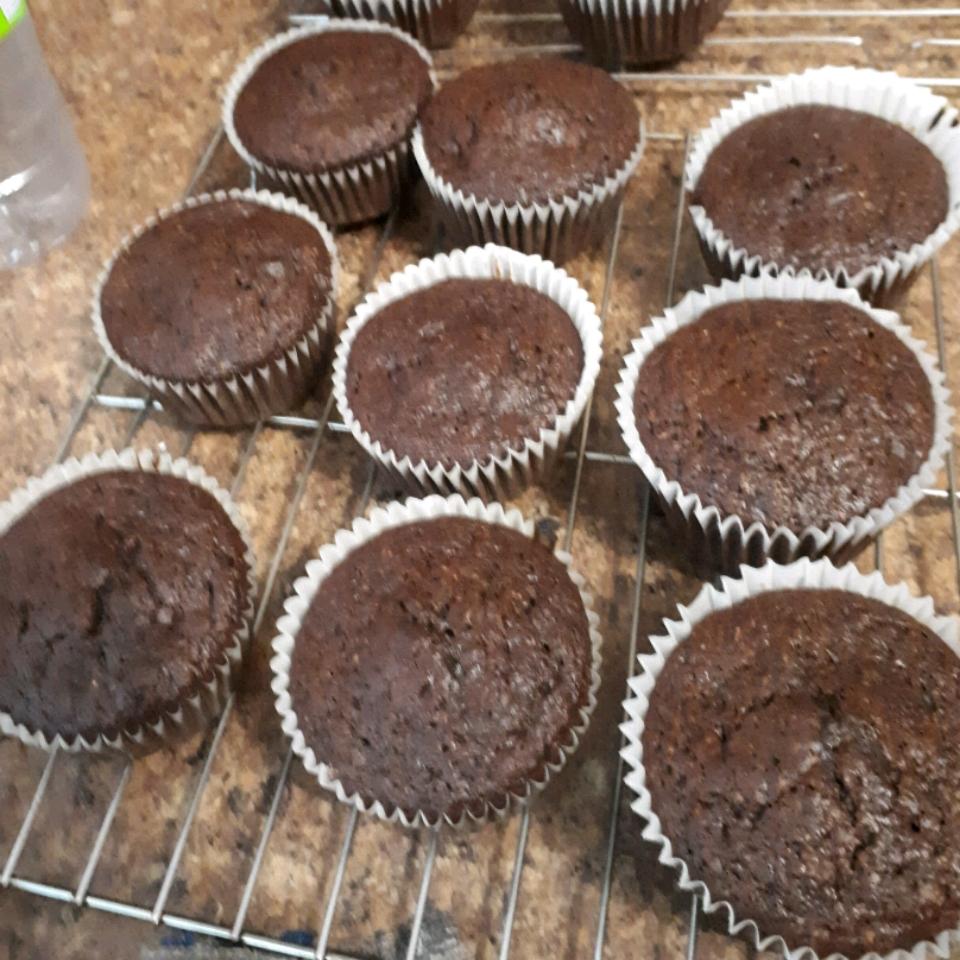 Healthy Chocolate Morning Muffins Recipe | Allrecipes