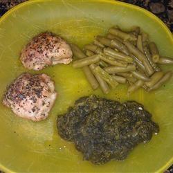 Chicken Oreganato Stacey Heuschkel
