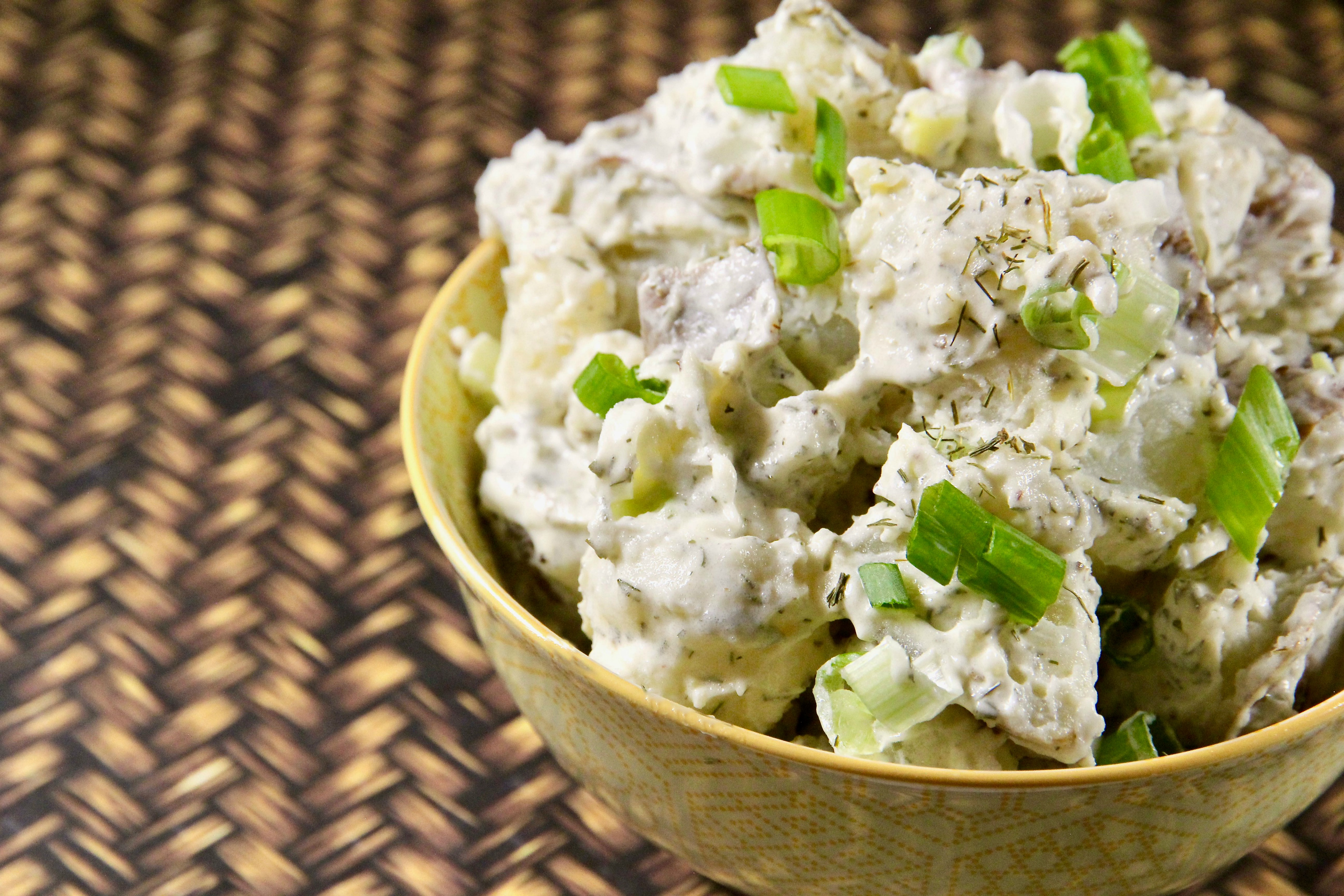Mom's Dill Potato Salad_image