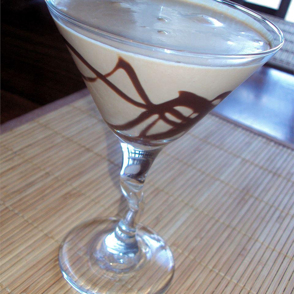 Chocolate Peanut Butter Milkshake ZIGGYSKITCHEN