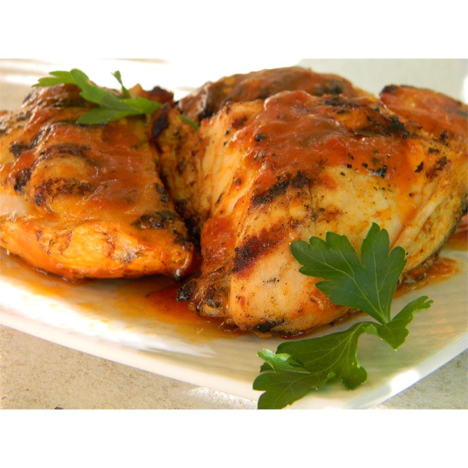 Good Frickin' Paprika Chicken Baking Nana